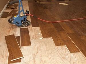 BGH: Schallschutz bei Ersatz von Teppichboden durch Parkett