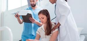 G 42-Untersuchung für Tätigkeiten mit Infektionsgefährdung