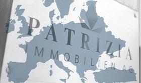 Patrizia Immobilien AG-Firmenschild