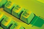 Pausentaste auf Tastatur