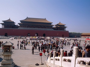 Jede zweite neue Mall entsteht in China