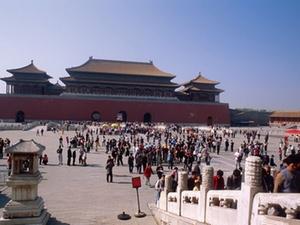 Büromieten in Peking auf der Überholspur