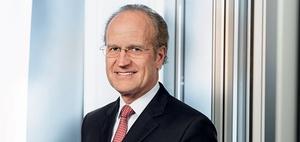 Bilfinger-Konzernchef Per Utnegaard tritt überraschend zurück