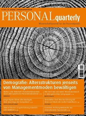 Personal Quarterly 3/2014 | PERSONALquarterly