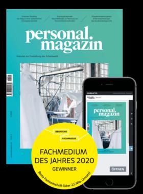 Personalmagazin 11/2020