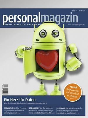 Personalmagazin Ausgabe 08/2014 | Personalmagazin
