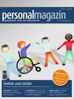 Ausbildung von Flüchtlingen, Jugendlichen mit Handicap | Personalmagazin