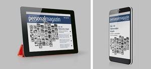 In eigener Sache: Personalmagazin jetzt auch als Smartphone-App