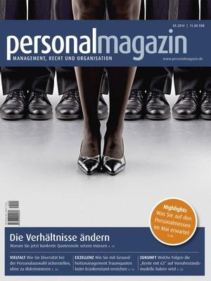 Personalmagazin Ausgabe 05/2014 | Personalmagazin
