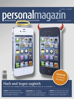Personalmagazin Ausgabe 06/2014 | Personalmagazin