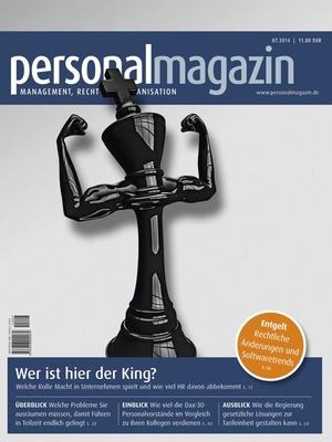 Personalmagazin Ausgabe 07/2014 | Personalmagazin