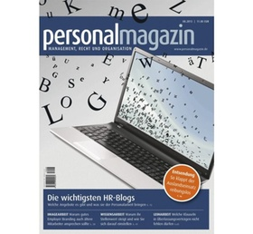 Personalmagazin Ausgabe 8-2013