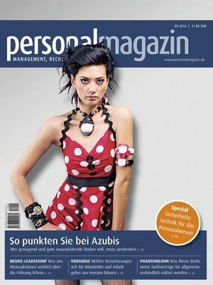 Personalmagazin Ausgabe 09/2014 | Personalmagazin