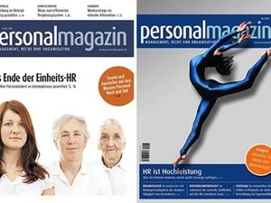Das neue Personalmagazin: Zukunftsorientierung mit Tiefgang