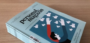 Relaunch Personalmagazin