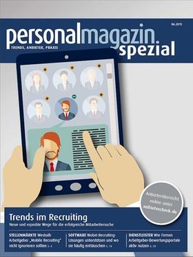 Personalmagazin spezial: Trends im Recruiting 2015
