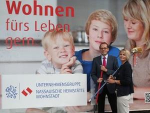 Imagekampagne: Wohnen fürs Leben gern