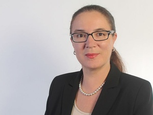 Petra Nowacki ist Geschäftsführerin bei Premium Immobilien