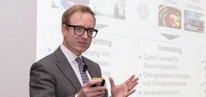 Unternehmenssteuerung durch digitale Forecasts