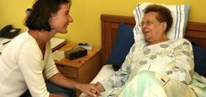 Entlastung für Pflegende: Welche Leistungen gibt es?