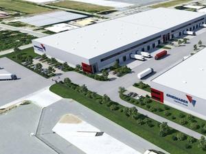 Alpha Industrial realisiert Pharma-Logistikpark in Biebesheim