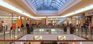 Shopping-Center: Neubau bricht um 50 Prozent ein