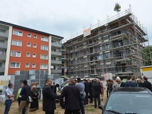 Nachverdichtung: 56 Mietwohnungen in Darmstadt