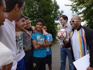 Quartiersarbeit: Fußball für ein soziales Miteinander