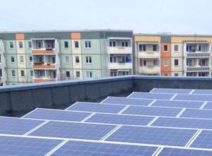 Energieversorgung: Neue Photovoltaikanlage in Berlin
