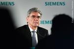 Joe Kaeser, bis 2021 Vorstandsvorsitzender bei Siemens