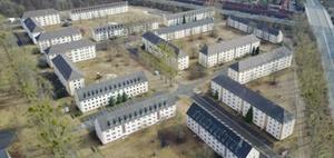 Hanau: Ex-US-Militär-Kaserne wird zum Wohnquartier