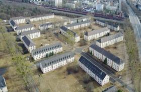 Pioneer-Kaserne Hanau Luftbild