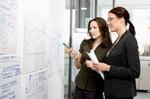 Planung 2 Frauen