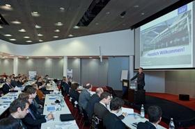 Das Plenum der Controlling Competence Stuttgart 2012