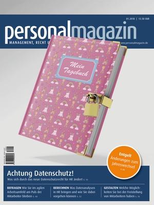 Personalmagazin 1/2018   Personalmagazin