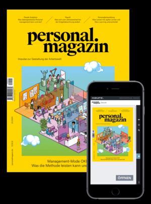Personalmagazin Ausgabe 1/2020 OKR | Personalmagazin
