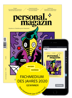 Personalmagazin Ausgabe 1/2021 | Personalmagazin