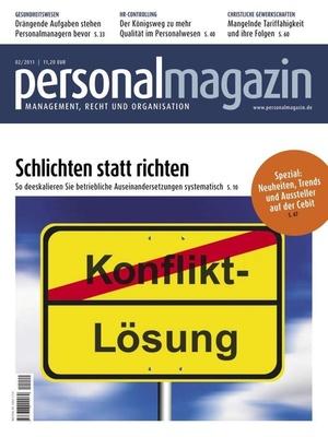 Personalmagazin Ausgabe 2/2011 | Personalmagazin