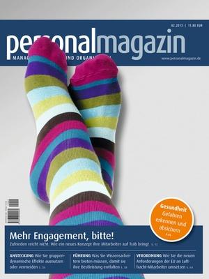 Personalmagazin Ausgabe 2/2013 | Personalmagazin