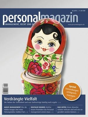 Personalmagazin Ausgabe 02/2015 | Personalmagazin