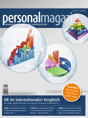 Personalmagazin 2/2017   Personalmagazin