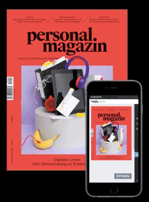 Personalmagazin Ausgabe 2/2020 Lernplattformen | Personalmagazin