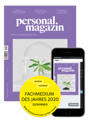 Personalmagazin Ausgabe 2/2021 | Personalmagazin
