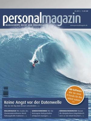 Personalmagazin Ausgabe 3/2013   Personalmagazin