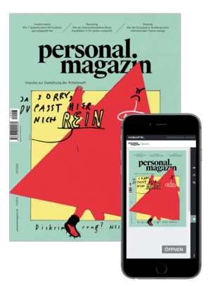 Personalmagazin Ausgabe 3/2020 Diskriminierung | Personalmagazin