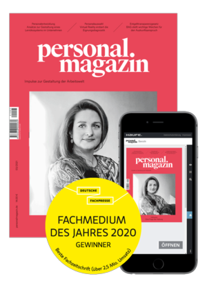 Personalmagazin Ausgabe 3/2021 | Personalmagazin