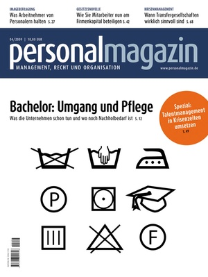 Personalmagazin Ausgabe 4/2009 | Personalmagazin
