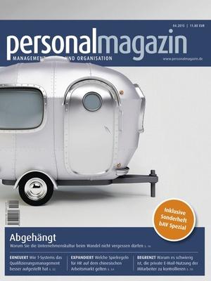 Personalmagazin 04/2015 | Personalmagazin
