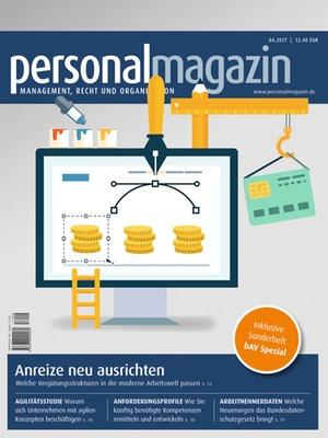 Personalmagazin 4/2017 | Personalmagazin