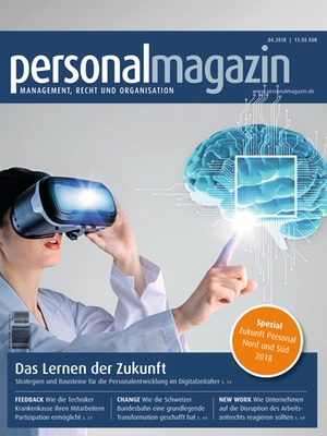 Personalmagazin 4/2018 | Personalmagazin